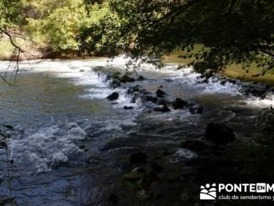 Cañones y nacimento del Ebro - Monte Hijedo;nacimiento rio cuervo cuenca;botas con goretex